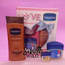 Kit 3 en 1 De Crema Vaselina
